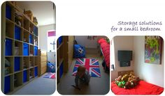 Storage solutions for a small bedroom PLUS Tidy Books Giveaway!!! - Mummy Matters