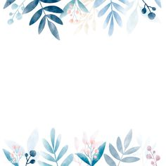 Watercolor leaves with copy space design Free Vector Watercolor Border, Watercolor Leaves, Watercolor Background, Abstract Watercolor, Watercolor Illustration, Watercolor Paintings, Simple Watercolor, Tattoo Watercolor, Watercolor Animals