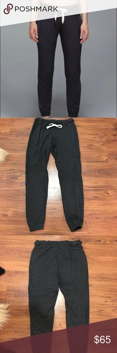 Lululemon Serenity Pant in Heathered Mod Black Serenity Pant in Heathered Mod Black, size 2 (dot confirmed)  Great used condition (nothing to note but want to be cautious). These are a charcoal gray color. No trades. lululemon athletica Pants
