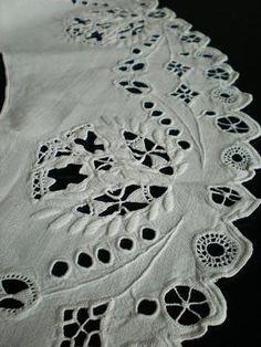 デンマークで見つけたかわいい雑貨 ―白糸刺繍HEDEBOのカラー