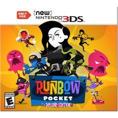 Runbow Deluxe Edition - Nintendo 3DS, U00021