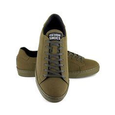 The CANADA SNEAKER by is a casual easy-going sneaker for everyday wear. Now available in more colors like this cool olive green! Available in our online store. [Link in bio]. Vegan Sneakers, Vegan Shoes, Vegan Fashion, Olive Green, Kicks, Converse, Canada, Footwear, Cool Stuff