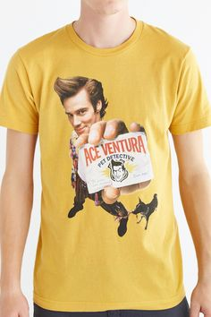 Ace Ventura Tee - Urban Outfitters
