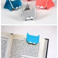 Funny Kitten Bookmark