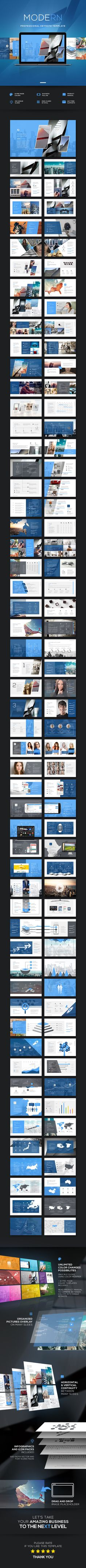 Modern Keynote Template. Download here: https://graphicriver.net/item/modern-keynote/17467417?ref=ksioks