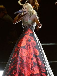 Carrie Underwood Photo - The 55th Annual GRAMMY Awards - Show