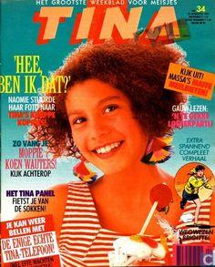 Tina, tijdschrift voor meisjes