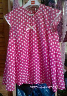 tytön mekko-girl's dress