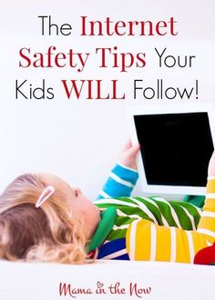 These are the internet safety tips your kids will understand and follow. Teaching your children about the potential dangers of the internet is no longer a choice, it is necessary to speak to them today! Here is your script! Use these tips to teach your kids about internet safety today! #internet #kids #parenting #parenthood Parenting Teens, Parenting Advice, Parenting Websites, Practical Parenting, Educational Websites, Single Parenting, Internet Safety Tips, Baby Massage, Little Doll