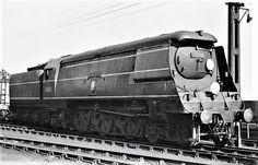 Southern Railways, Bullen, Diesel Locomotive, Steam Engine, Exeter, Trains, Shed, Engineering, Old Things