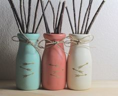 Tribal Baby Tribal Nursery Decor Adventure Baby Shower Decorations Woodland Nursery Decor Baby Shower Centerpiece Coral and Mint and Arrows by HalfPintPMB on Etsy https://www.etsy.com/listing/244054650/tribal-baby-tribal-nursery-decor