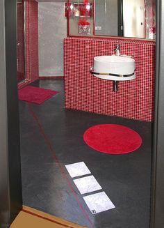 Resin floor by Pulkra