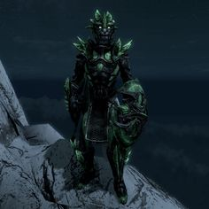 Morrowind Armor for Skyrim