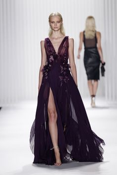 CHROMA-ZONES: a plum plunge fit for a midsummer night's dream by @J. Mendel