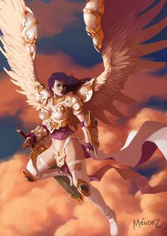 Akroma, Angel of Wrath 2011 by PACkO-MX on DeviantArt
