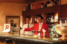 Thanks to all our guests! From our barman Massimo and Gianluca #grandhotel #grandlife #lagodigarda #barman