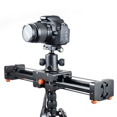>> Click to Buy << Commlite CS-V500 Retractable Video Slider 50cm Dolly Track Stabilizer 1m Actual Sliding Distance Load Up to 8kg for DSLRs Camera #Affiliate