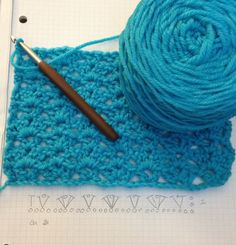 From the Crochet - Stitches board.