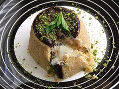 DONDURMALI & A.FISTIKLI İRMİK HELVASI - yesilkivi - denenmiş, fotoğraflı tatlı ve yemek tarifleri...
