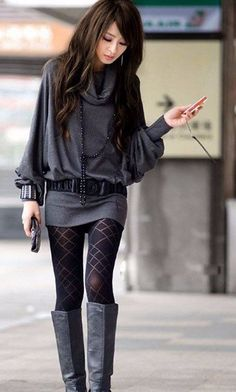 Casual Batwing Long Sleeve Loose Top Blouse   Daisy Dress for Less   Women's Dresses & Accessories
