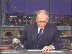 Letterman - Top 10 George Bush Moments #2