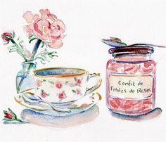 Carol Gillott - Watercolour