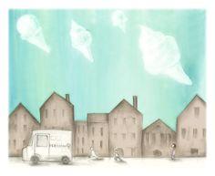 Cloud Factory on Illustration Served
