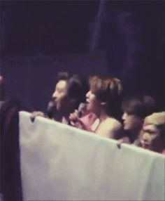 topless baekhyun didn't wanna do The revealing arm movement, so chanyeol grabbed him and made him do it (ಠ‿ಠ)
