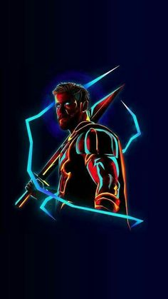 Thor in Avengers. If you think about it Thor has lost so much Marvel Dc Comics, Marvel Avengers, Captain Marvel, Heros Comics, Marvel Fan, Marvel Heroes, Captain America, Avengers Characters, Marvel Wallpapers