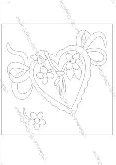 [转载]心心被 Applique Quilts, Embroidery Applique, Embroidery Patterns, Vintage Valentines, Valentine Crafts, Quilt Block Patterns, Quilt Blocks, Red And White Quilts, Quilted Gifts
