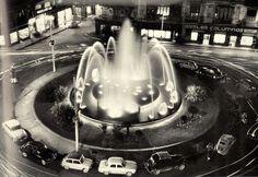 Plaza de la Reina 1960 Valencia Spain