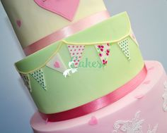 Weddings - Cakes By Carrie-Anne