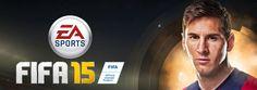 EA SPORTS FIFA 15 - http://www.tecnogaming.com/2014/10/ea-sports-fifa-15/
