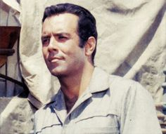 Pernell Roberts:  Bonanza (Adam Cartwright) I won't stop smiling he's just so amazing