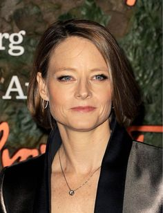 Jodie foster HOW did I forget her?