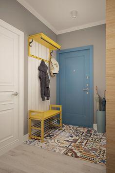 Фотография:  в стиле , Квартира, Проект недели, Зеленоград, Монолитный дом, 3 комнаты, 60-90 метров, Софья Петрухина – фото на InMyRoom.ru #HomeDecor