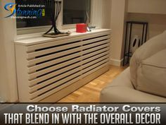 In many parts of the world, radiators are a necessity, but they don't do much for your home aesthetics. Radiator covers are the best solution for this. Stylishly designed radiator covers are partic…