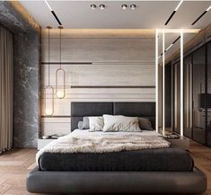 Home Decor Bedroom Take a look at some contemporary bedroom design inspirations! Decor Bedroom Take a look at some contemporary bedroom design inspir Luxury Bedroom Design, Master Bedroom Design, Home Decor Bedroom, Bedroom Ideas, Bedroom Furniture, Luxury Decor, Furniture Design, Modern Luxury Bedroom, Contemporary Bedroom Designs