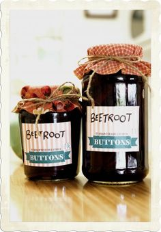 Preserving Beetroot by The Whimsical WIfe