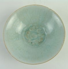 Splendid Antique Chinese Celadon Porcelain Song Dynasty Bowl Dish
