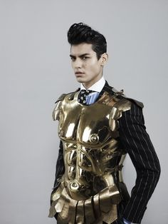 Arena Homme+ SS12 Collections | Jamie Morgan