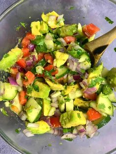 Vegan Avocado Recipes, Beetroot Recipes, Best Salad Recipes, Cucumber Recipes, Indian Food Recipes, Healthy Recipes, Free Recipes, Healthy Salads, Healthy Foods