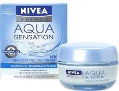 Hidratante Nivea aqua sensation p/ olhos