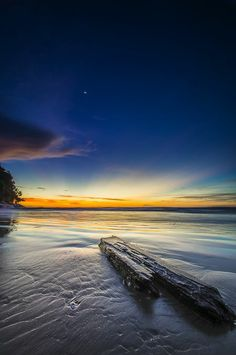 Into Blue Hour Photo by Andrew Arih -- National Geographic Your Shot
