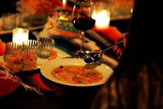 Sopa de la Abuela: Shrimp vegetable soup. #mbcateringbydesign #camerichla #dinner24 #diadelosmuertos #dayofthedead