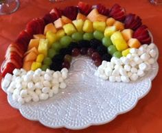 Rainbow Birthday Party: Rainbow Birthday Party
