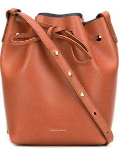 MANSUR GAVRIEL Bucket Bag.  mansurgavriel  bags  shoulder bags  leather   bucket 59bddbe7b2f