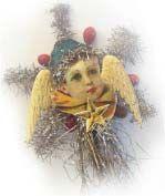 Christmas ornaments - Dresden Star Ornaments, unique christmas ornaments
