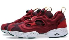 "END X REEBOK INSTA PUMP FURY ""CLARET"""