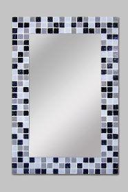 Espejo De Venecitas Artesanal - $ 900,00 Mirror Mosaic, Mosaic Art, Dream Rooms, Countertops, Stained Glass, Decoupage, Tiles, Wall, Design